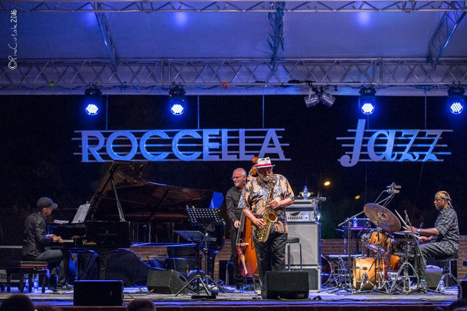 uno dei tanti eventi del roccella jazz festival