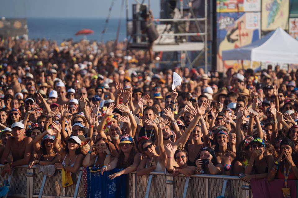I Fans al jova beach party