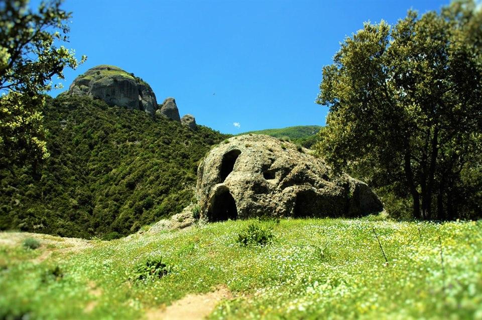 Pietra Cappa Vista Da Roccia San Pietro