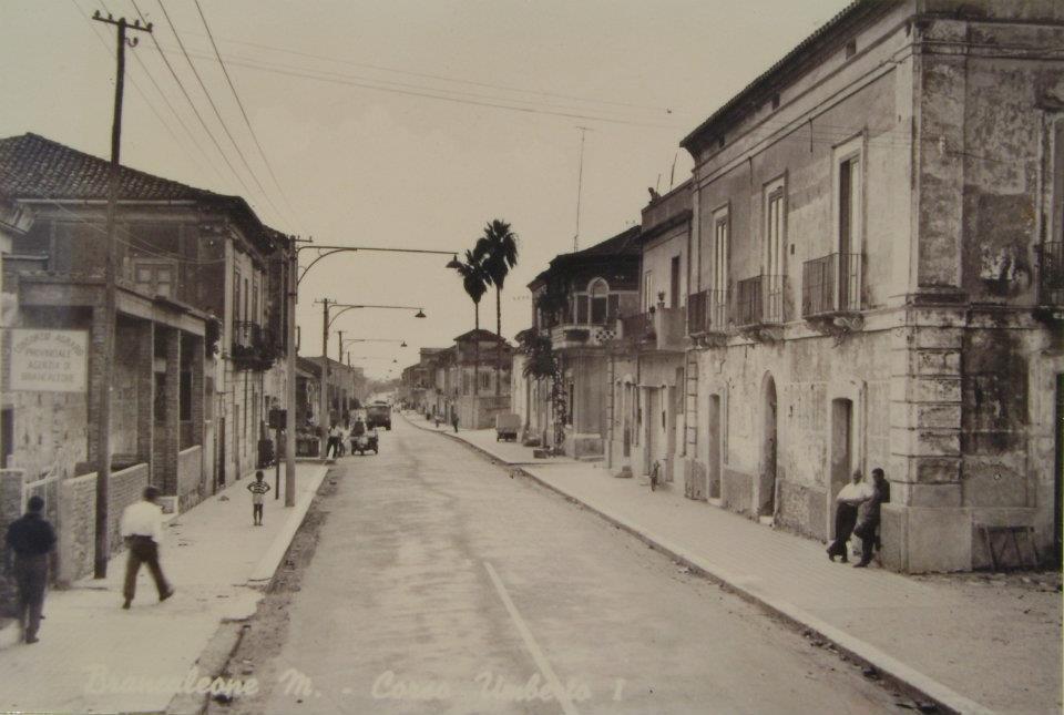 Foto Storica Di Brancaleone Marina