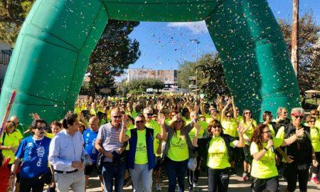 Calabria fitwalking con La Festa Per La Vita
