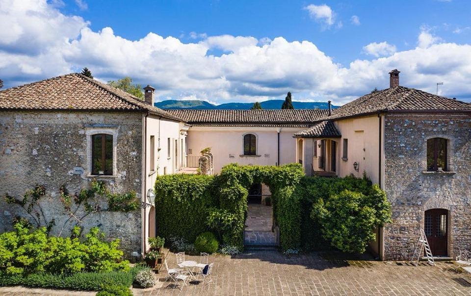 Villa Zerbi residenza storica di Taurianova in provincia di Reggio Calabria