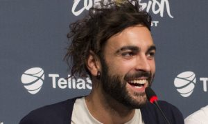 Marco Mengoni All'eurovision Contest