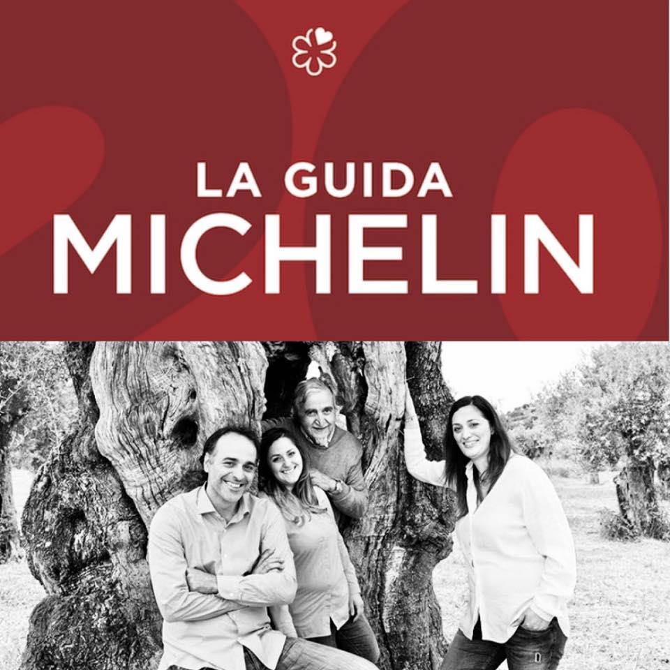 Stelle Michelin ai cuochi del ristorante Dattilo di strongoli