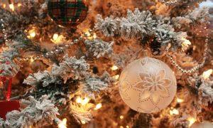 Natale Palline colorate