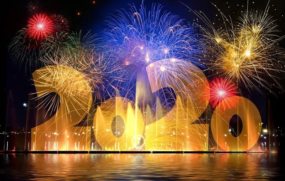 Tuffo In Mare Capodanno coni festeggiamenti del 2020