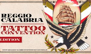 Tattoo Convention Locandina