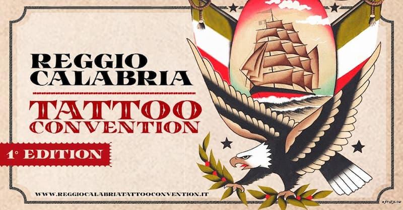 Tattoo Convention Locandina