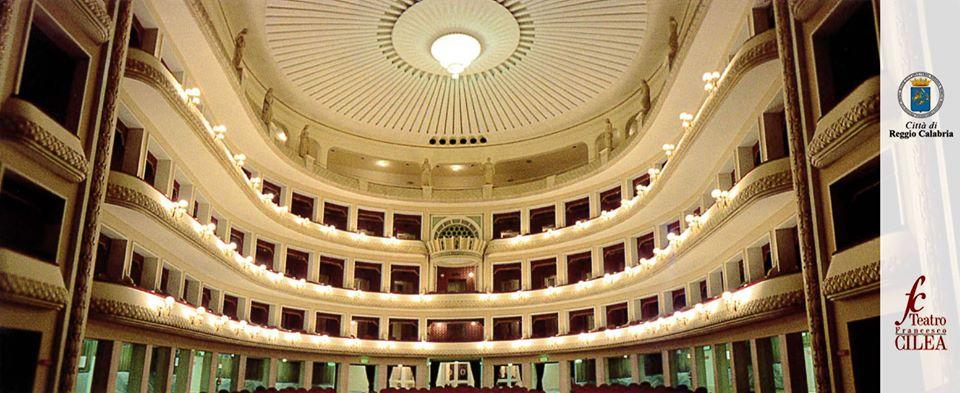 Reghium e il Teatro Cilea di reggio calabria