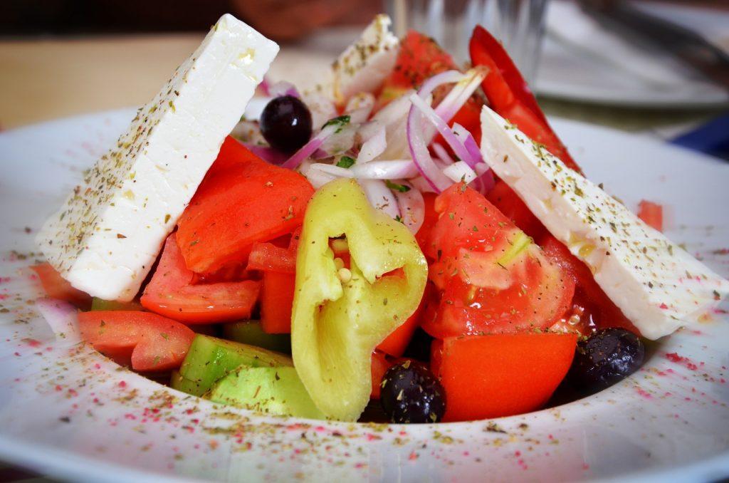 Food Culture cibo greco