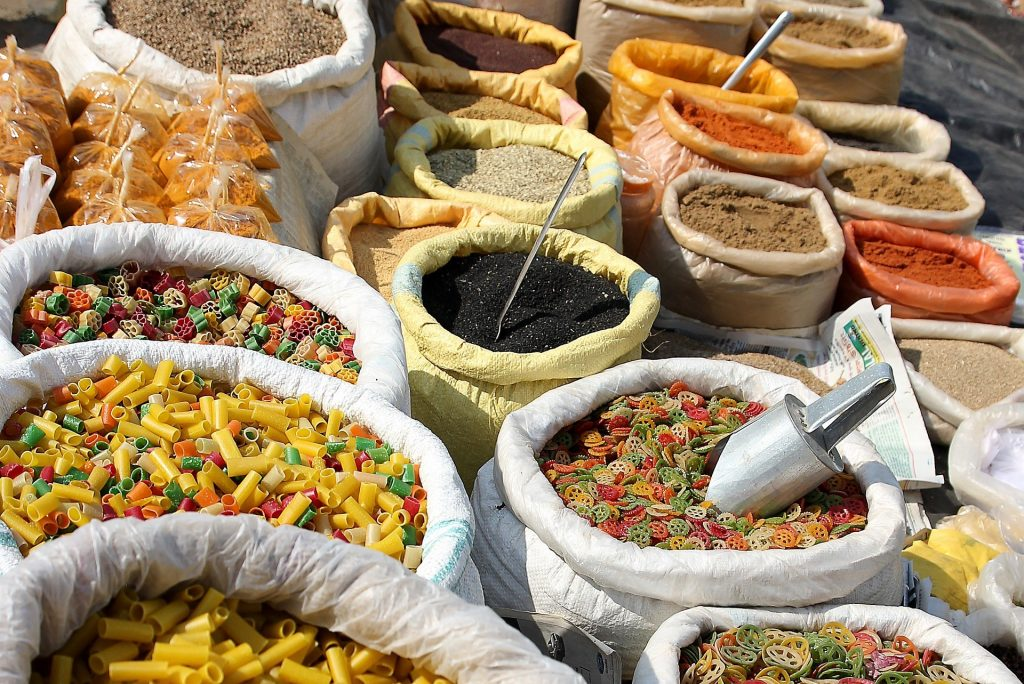Food Culture sementi e pasta
