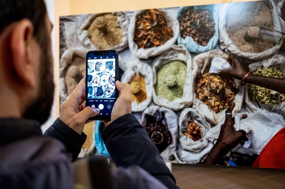 Food Culture Visitatore della mostra