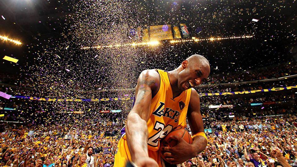 Kobe Bryant Cover