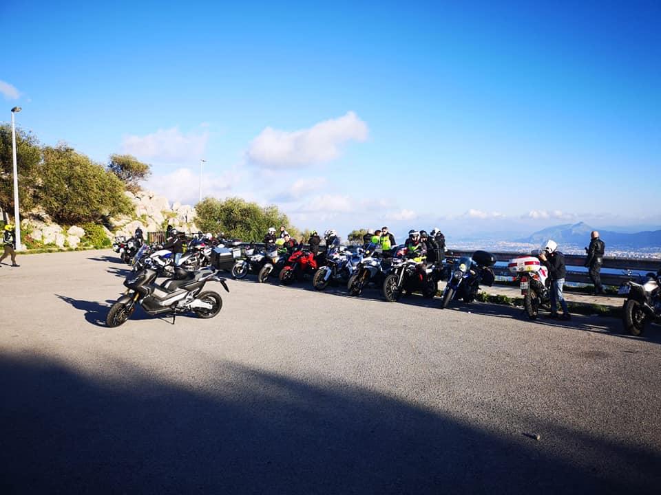 On The Road Tour delle moto in città