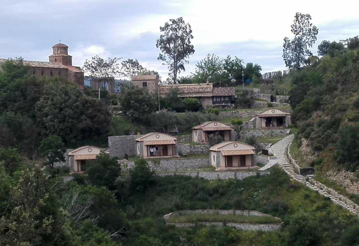 ortodossi Il Monastero E Le Residenze Dei Monaci