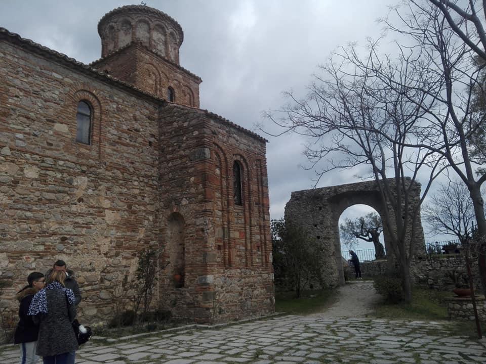ortodossi Uno Scorcio Della Chiesa Con I Fedeli