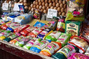 Banco Alimentare - Beni alimentari