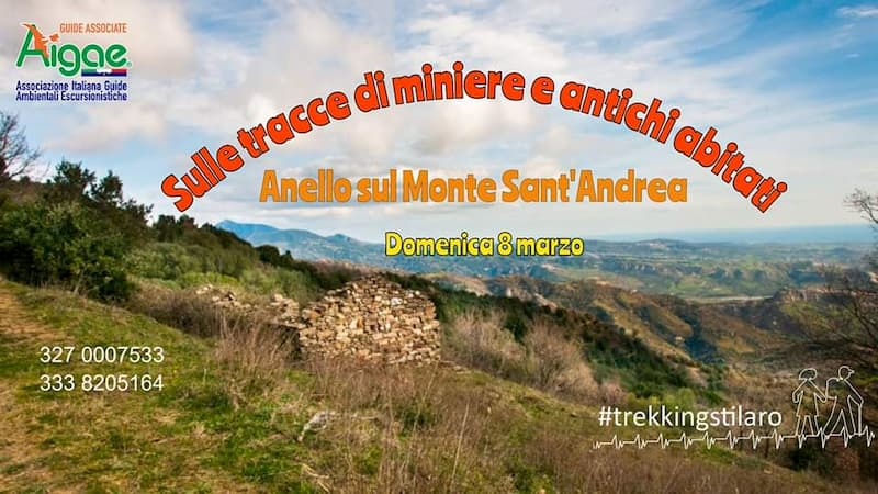 Monte Sant Andrea Cover