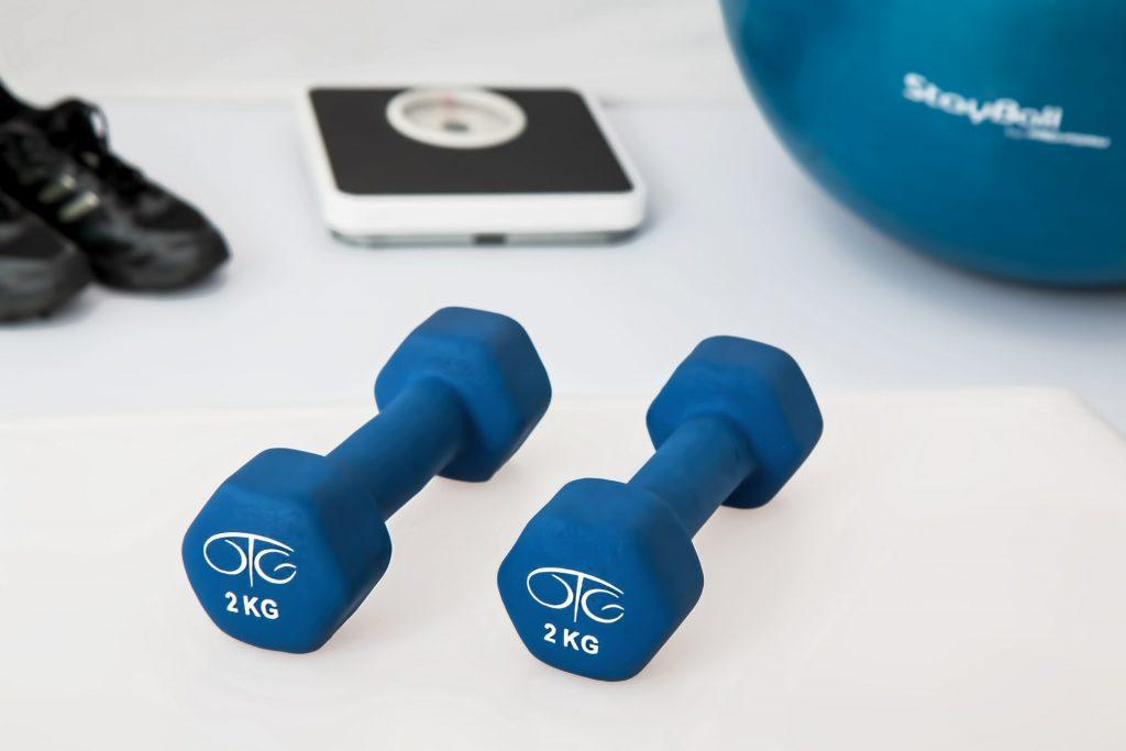 Sport - Attrezzi per allenarsi