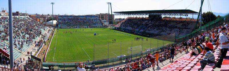 Reggina stadio Granillo