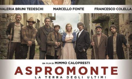 Aspromonte Film Copertina