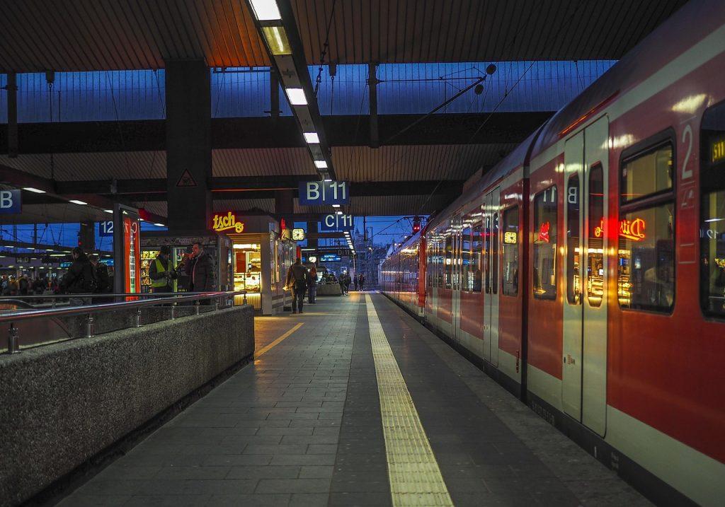 Stazione Di Notte