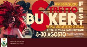 Strettobuskerfest Locandina