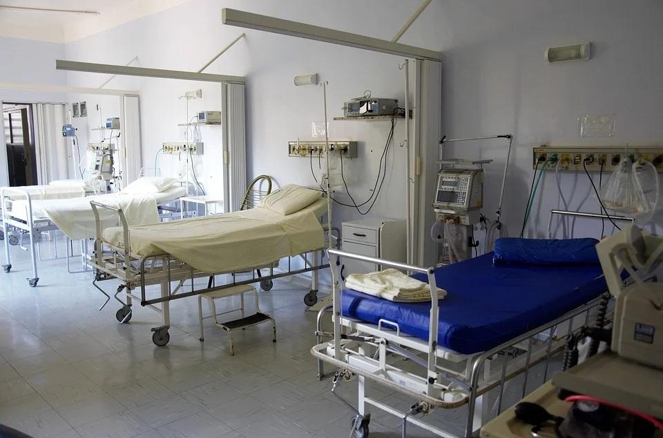 Ospedale con i tamponi rapidi