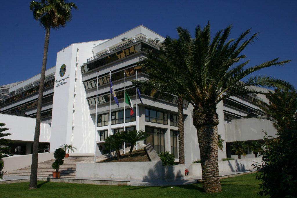 Palazzo Campanella consiglio regionale calabria