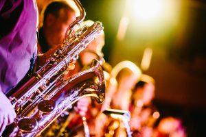 Ecojazz Musicisti Con Il Sax