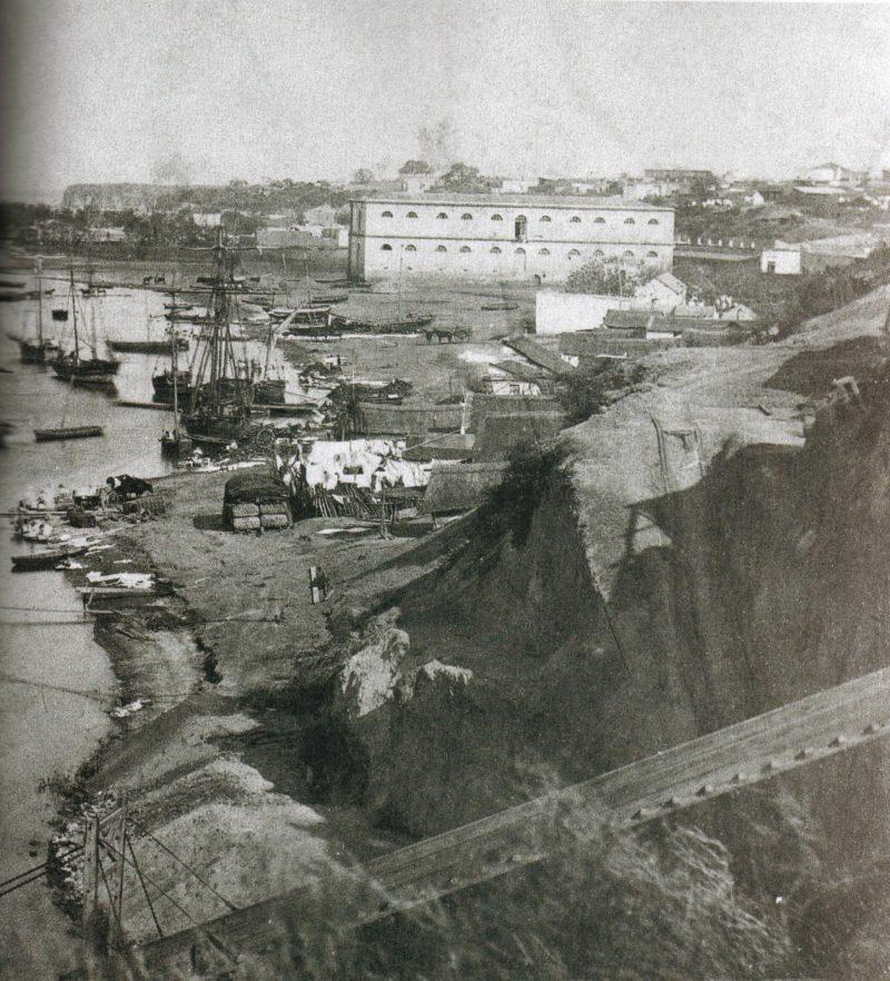Puerto Rosario 1868