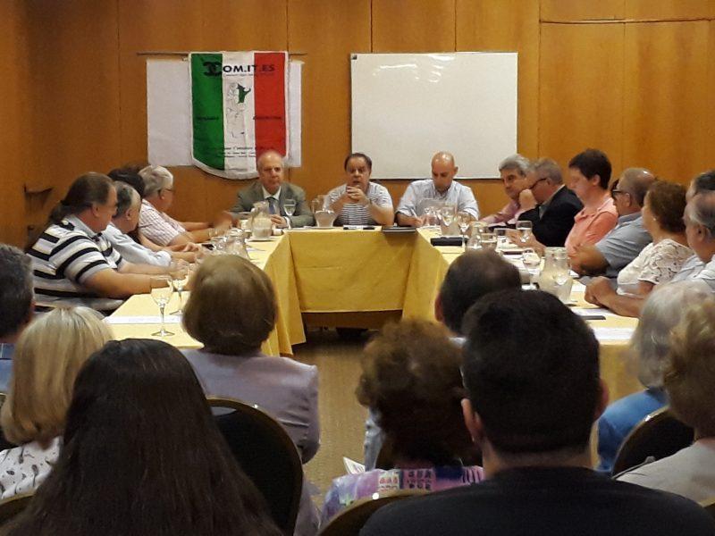 Sistema Italia- Comites Rosario