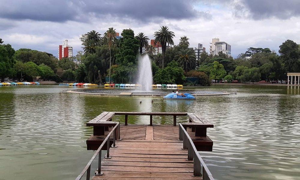 Laguito del Parque Independencia