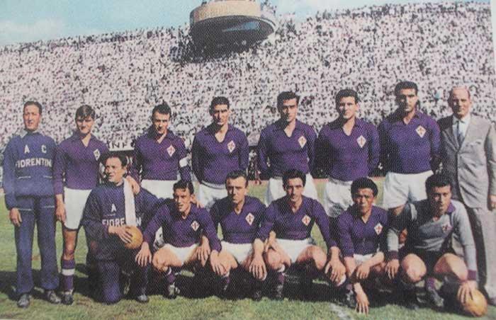 Fiorentina Campeon 1955 1956