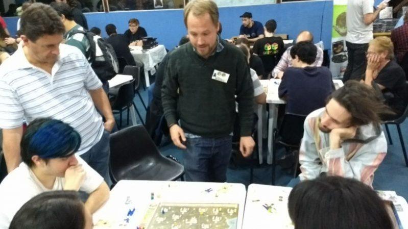Franco Toffoli - Creador del juego