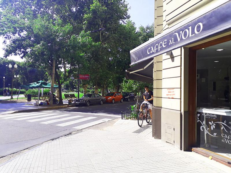 Cafe Volador