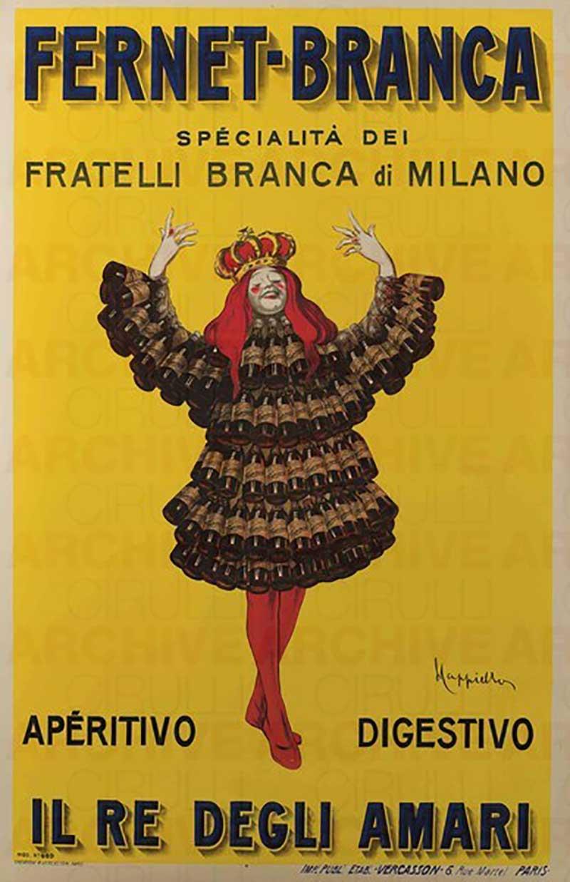 Fernet Branca, el preferido de los argentinos