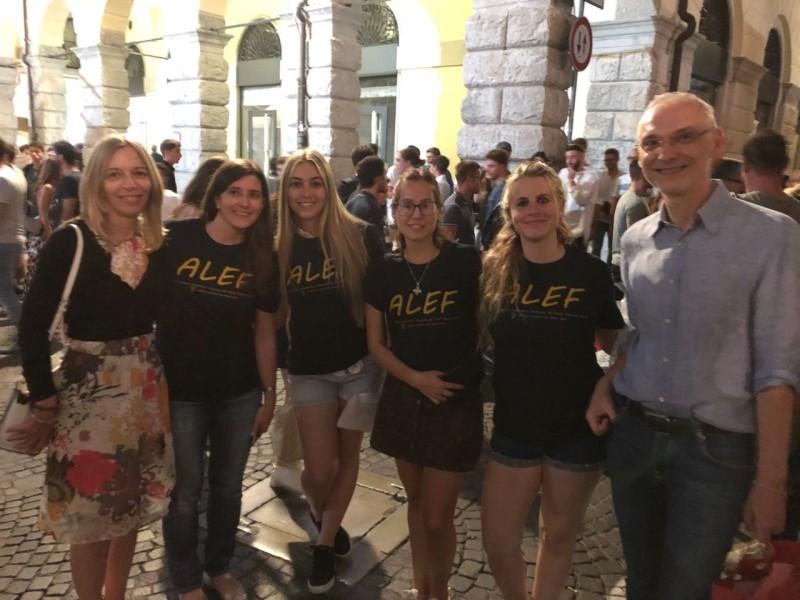 ALEF - Becas Formativas Para Jovenes