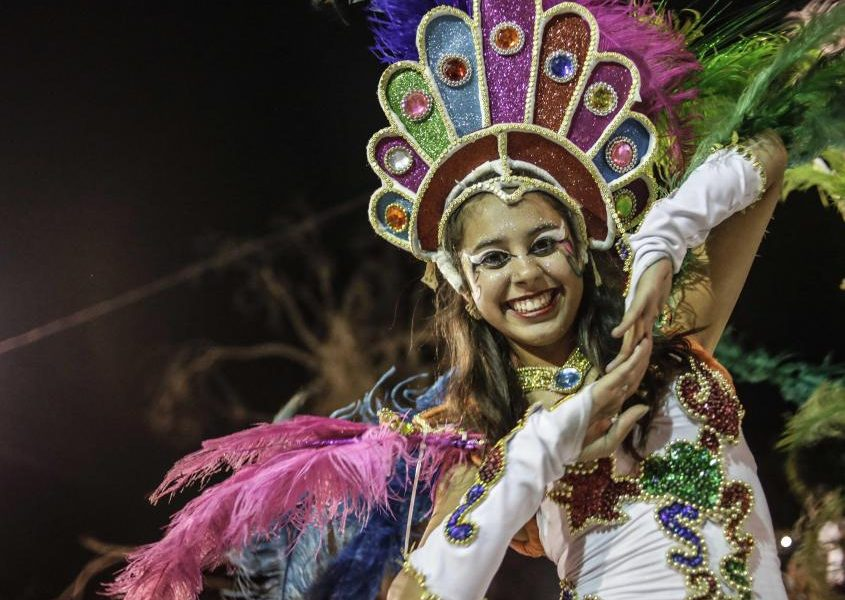 Carnaval en la ciudad - Desfile de comparsas y música PhotoCredit: sitio oficial de la Municipalidad de Rosario