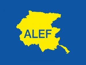 ALEF - Logo