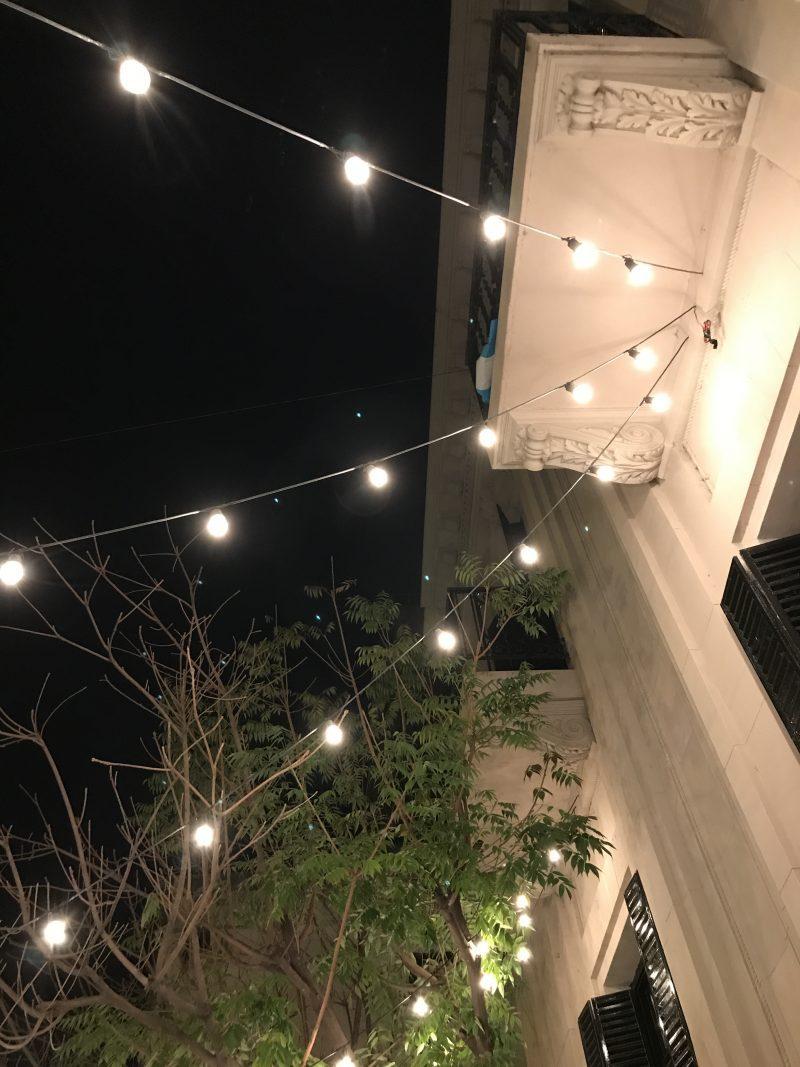Amor - Guirnalda luces