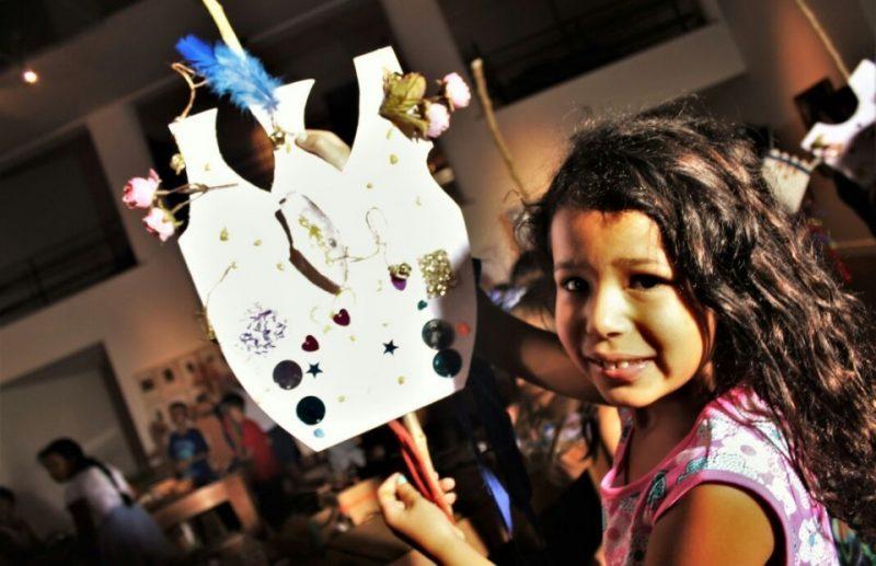 Carnaval en la ciudad - Taller para chicos