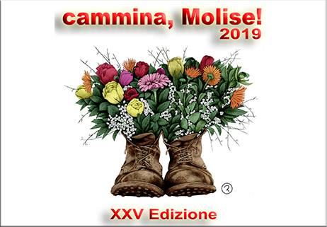 Cammina Molise - Invitación al evento