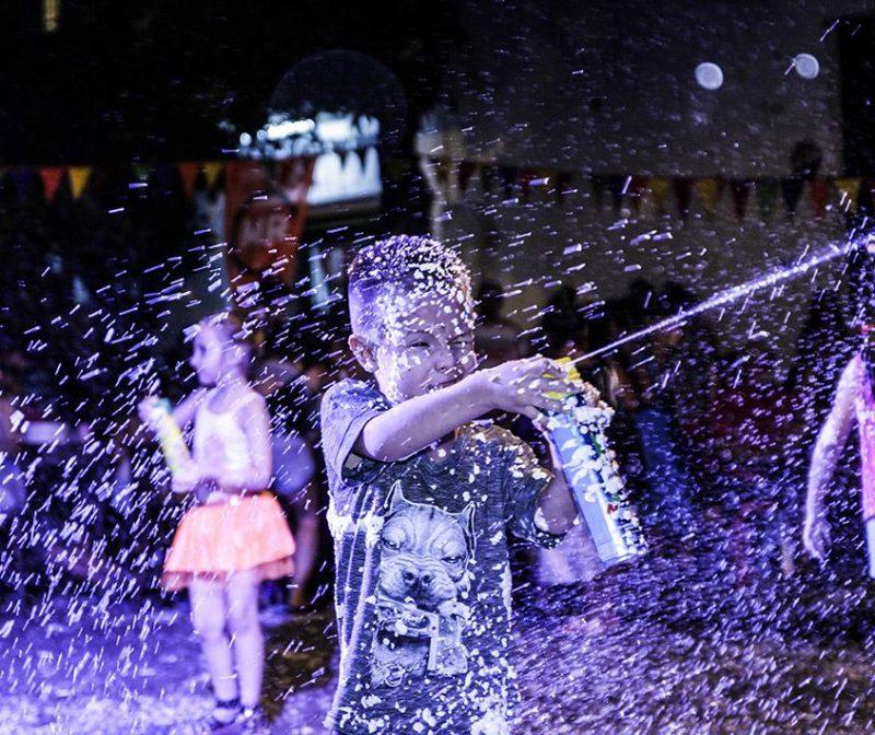 Carnaval en la ciudad - CC Lumiere