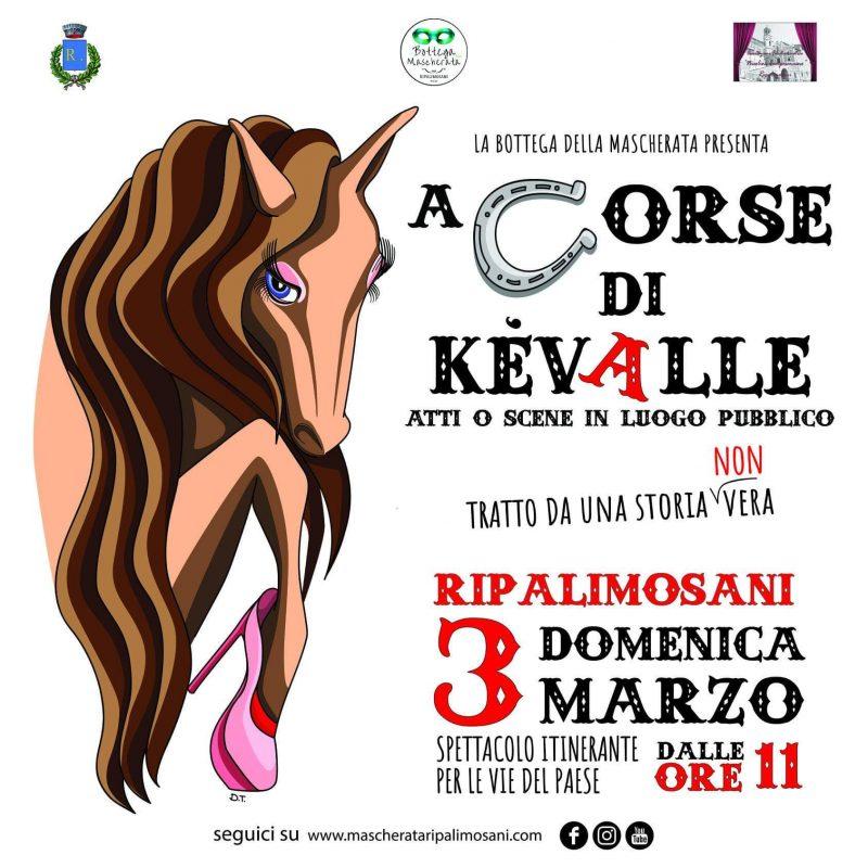 Mascherata - edición Corse Di Kèvalle