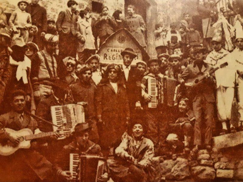 Foto de grupo Mascherata