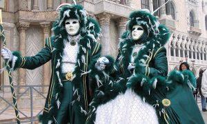 Carnaval De Venecia - Mascaras