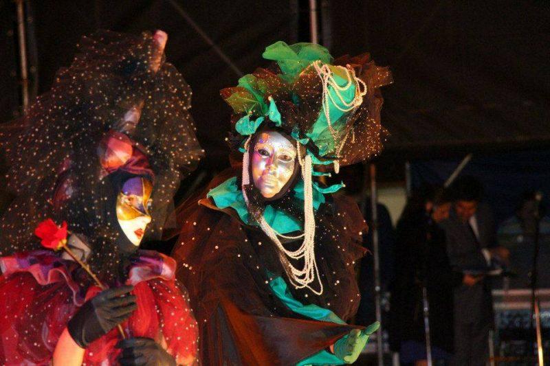 Carnaval De Venecia - Grupo Le Mascherate Rosario