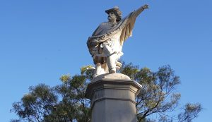 Garibaldi - Monumento