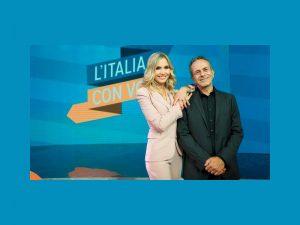 Italia Con Voi Los Conductores